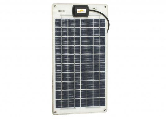 Le panneau SW-20143 est destiné aux petites installations photovoltaïques. Le module 14Wp est principalement destiné aux installations 12 V, mais il peut être monté en série sur des installations 24 V également.