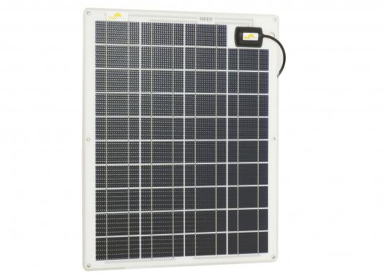 Das Solarmodul SW-20164 ist für kleine Solarsysteme konzipiert. Das 38Wp Modul ist für 12V System ausgelegt, kann aber bei Serienschaltung auch für 24V Systeme verwendet werden.
