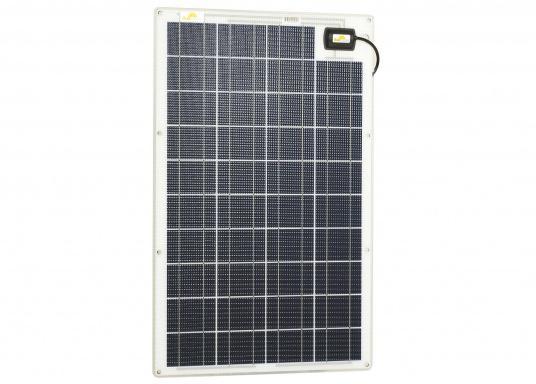 Das Solarmodul SW-20185 ist für große Solarsysteme konzipiert. Das 100Wp Modul ist für 12 V System ausgelegt, kann aber bei Serienschaltung auch für 24 V Systeme verwendet werden.