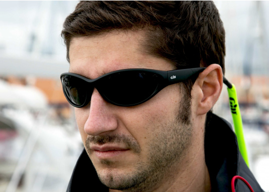 Brillenband für zusätzliche Sorgenfreiheit und für einen sicheren Sitz auch bei rauen Seebedingungen! (Bild 3 von 3)