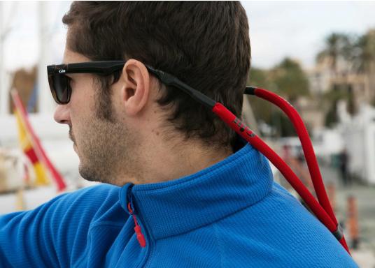 Brillenband für zusätzliche Sorgenfreiheit und für einen sicheren Sitz auch bei rauen Seebedingungen! (Bild 4 von 4)