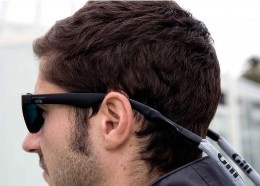 Brillenband für zusätzliche Sorgenfreiheit und für einen sicheren Sitz auch bei rauen Seebedingungen! (Bild 2 von 3)