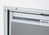 CRX-50S Refrigerators / stainless-steel front
