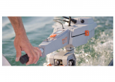 TRAVEL 1003S Electric-Outboard Motor / Short Shaft