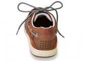 Chaussures de pont SHARKS / marron clair