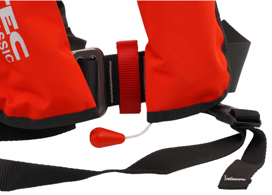 The fully automatic life jacket CLASSIC 165 by SEATEC - value for money, without compromise!  (Afbeelding 2 of 10)