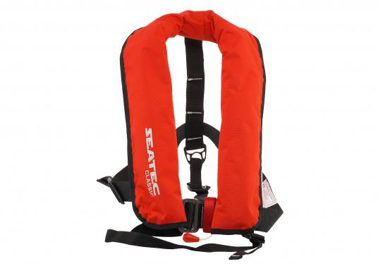 The fully automatic life jacket CLASSIC 165 by SEATEC - value for money, without compromise!