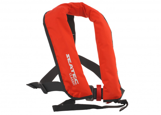 The fully automatic life jacket CLASSIC 165 by SEATEC - value for money, without compromise!  (Afbeelding 8 of 10)