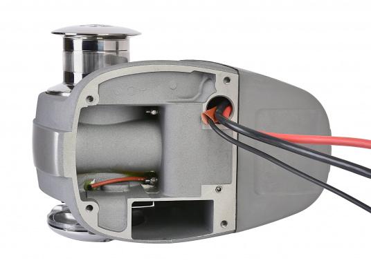 """Die original Bavaria Winde """"HECTOR"""" von QUICK überzeugt in ihrem modernen Design.Die komplett wasserdichte Konstruktion nach IP 67 gewährleistet einen sicheren Langzeit-Betrieb.  (Bild 3 von 3)"""