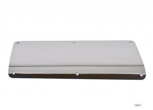 Original BAVARIA Ankerschutzbeschlag mit den Maßen 400 x 180 x 15 mm.  (Bild 2 von 2)