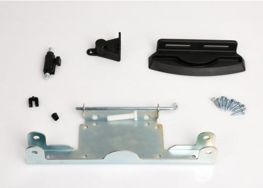 Originale Einbauabfalleimer aus Kunststoff für Ihrer Yacht von BAVARIA. Lieferung inkl. Befestigungsmaterial.  (Bild 3 von 3)