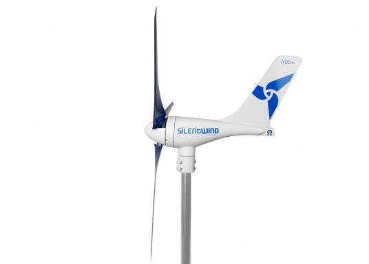 Cette éolienne conçue par des marins pour des marins se caractérise par une grande performance, même par vent faible. Elle convient à toutes les conditions climatiques.