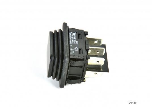 Originaler Schalter für die Badeplattform auf Ihrer Yacht von BAVARIA. Max.: 14 A / 250 V AC.  (Bild 2 von 3)