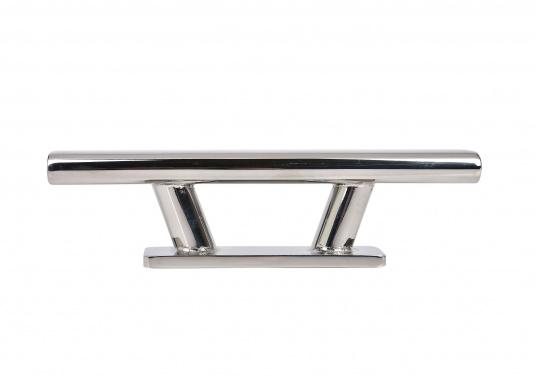 Taquet Bavaria VA, en acier inoxydable. Fixation à vis par le dessous. Longueur : 250 mm. (Image 2 de 2)