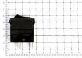 Interrupteur à bascule 2 poles / coupe-circuit / 5A