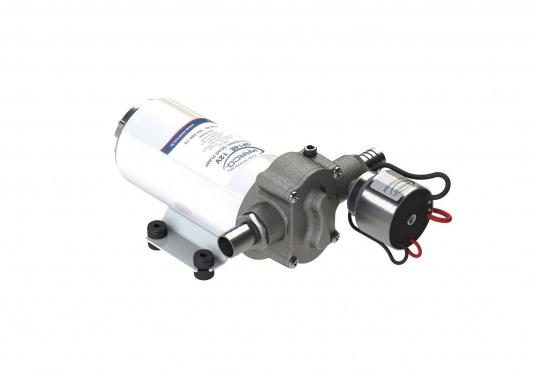 Haute pression et fonctionnement silencieux ! Cette pompe électrique démarre doucement avec vitesse contrôlée. Pas besoin de vase d'expansion. Plusieurs modèles disponibles.