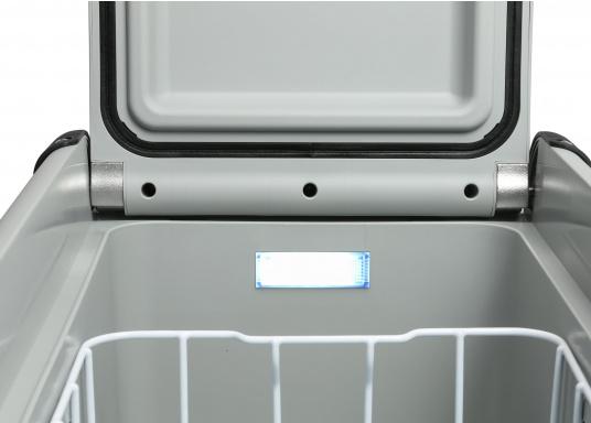 Energieklasse A++ und Tiefkühltemperaturen bis -22°C: Das gab´s im mobilen Einsatz noch nie! (Bild 8 von 10)