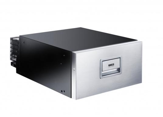 Ausziehbares, kugelgelagertes Einbau-Kühlschubfach CD30 mit stufenlosem Thermostat. Nutzinhalt: 30 Liter.  (Bild 2 von 3)