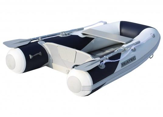 Diese SEATEC YACHTING-Tender eignen sich nicht nur als Beiboot für kleinere Yachten, sonders sind auch sehr gut für Ausflugsfahrten und Angeltouren einsetzbar.
