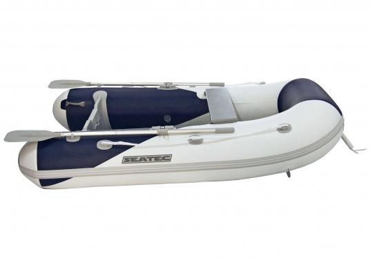 Diese SEATEC YACHTING-Tender eignen sich nicht nur als Beiboot für kleinere Yachten, sonders sind auch sehr gut für Ausflugsfahrten und Angeltouren einsetzbar.  (Bild 8 von 9)