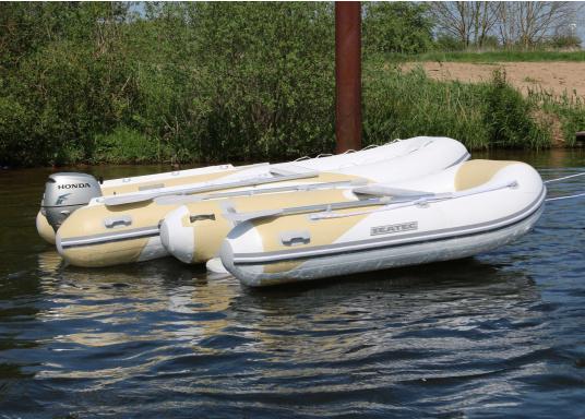 Egal welche Aufgabe Sie dem SEATEC DOLPHIN stellen, das Boot wird sie meistern! Das DOLPHIN ist ein klassischer Allrounder, das mit jeder Situation fertig wird.  (Bild 7 von 8)