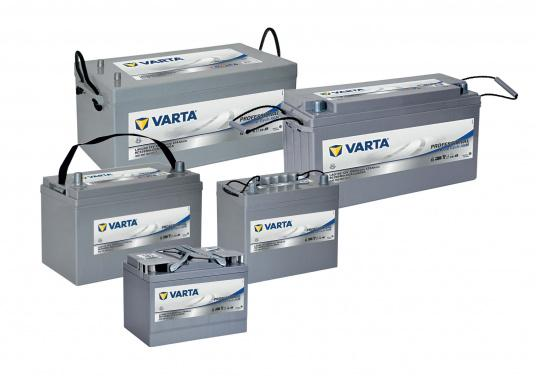 These powerful Deep Cycle AGM batteries have been specially developed for the latest boats with electric motor, yachts and caravans and use AGM technology (Absorbent Glass Mat).