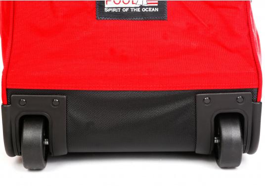 DER Klassiker! Die bewährte Marinepool Rollentasche bietet mit Ihrem Volumen von 110 l Platz für einen ganzen Urlaub. (Bild 12 von 14)