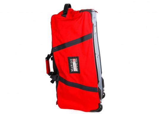 DER Klassiker! Die bewährte Marinepool Rollentasche bietet mit Ihrem Volumen von 110 l Platz für einen ganzen Urlaub. (Bild 4 von 14)