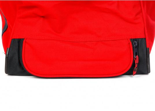 DER Klassiker! Die bewährte Marinepool Rollentasche bietet mit Ihrem Volumen von 110 l Platz für einen ganzen Urlaub. (Bild 8 von 14)