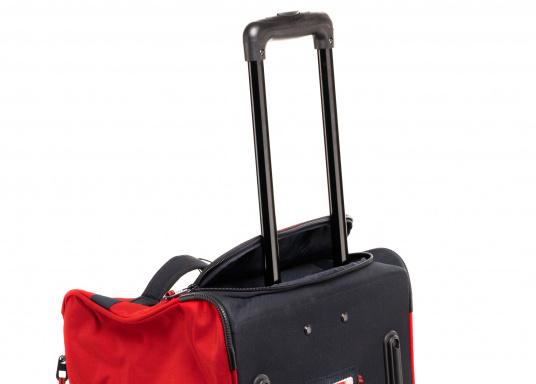 DER Klassiker! Die bewährte Marinepool Rollentasche bietet mit Ihrem Volumen von 110 l Platz für einen ganzen Urlaub. (Bild 5 von 14)