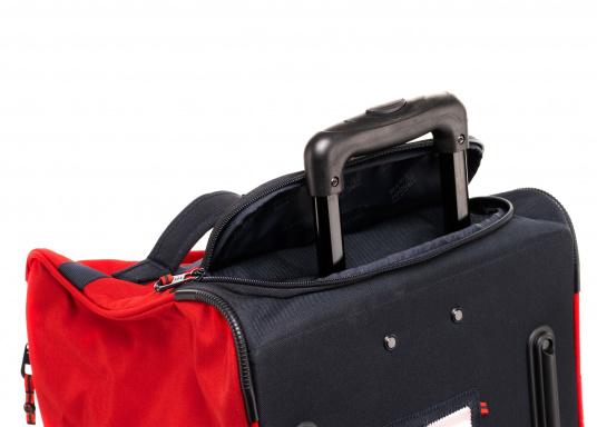 DER Klassiker! Die bewährte Marinepool Rollentasche bietet mit Ihrem Volumen von 110 l Platz für einen ganzen Urlaub. (Bild 14 von 14)