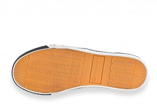 LASER - Der Slipper von ROMIKA! Segelschuh mit funktioneller Lamellen-Gummisohle, herausnehmbarer Frottee-Decksohle und Baumwollfutter.  (Bild 5 von 5)
