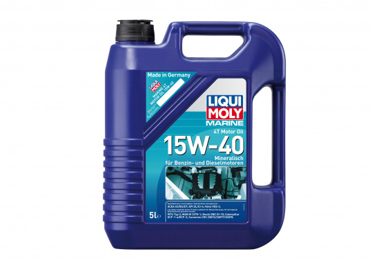 Universal high performance engine oil based on selected base oils and modern additives. Ensures optimum lubrication even under extreme conditions. Also provides reliable wear protection.