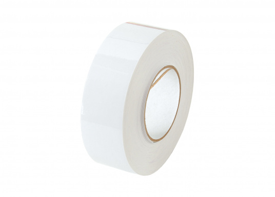 Monochrome, adhesive decorative tape with a width of 25 mm. Roll length: 15 m. Also suitable for the waterline.  (Image 4 of 7)