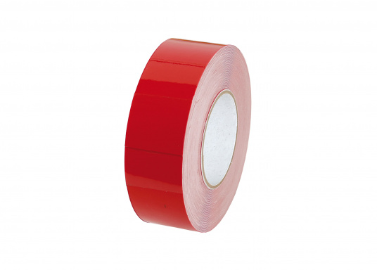 Monochrome, adhesive decorative tape with a width of 25 mm. Roll length: 15 m. Also suitable for the waterline.  (Image 6 of 7)