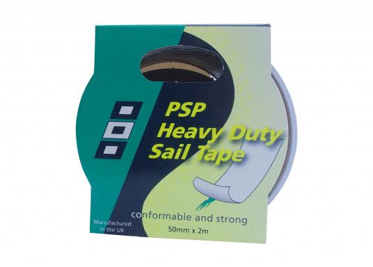 Heavy Duty selbstklebendes Polyamid-Tape für kleine Notreparaturen an Segeln. Dieses Tape sollte in keinem Reparatursatz fehlen.  (Bild 2 von 2)