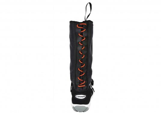 Gli stivali da vela della linea SPIN di Lizard sono al 100% impermeabili, traspiranti, antiscivolo, molto leggeri e allo stesso tempo piacevolmente comodi.  (Immagine 5 di 13)