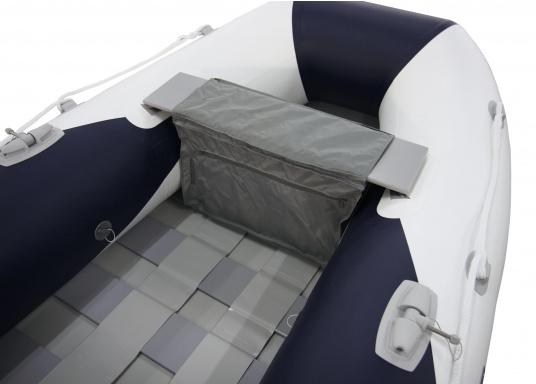 Passende Sitztaschen für die SEATEC Schlauchboote.