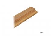 Carabottino in legno pregiato fai da te, 24 mm