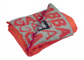 sleeping bag 80 x 210 cm, red