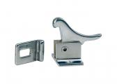 Bird Hook Catch, Chrome-plated