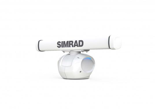 Das Halo™ Radar kombiniert die besten Merkmale der traditionellen Puls- und Breitband-FMCW-Radarsysteme und nutzt die Pulse-Compression-Technologie, um eine beispiellose Mischung aus langer und kurzer Erfassungsreichweite, hoher Zieldefinition und minimalen Störzeichen zu bieten.  (Bild 3 von 3)