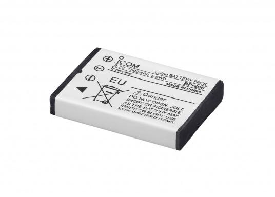 Lithium-Ion battery. 3.7V 1500/1590mAh. (Afbeelding 2 of 2)
