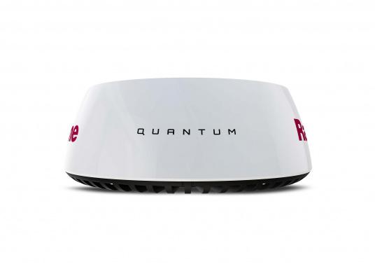 Raymarine Radarantenne QUANTUM, by FLIR, ist die nächste Generation von Marine-Radarantennen mit CHIRP Technologie.  (Bild 3 von 9)