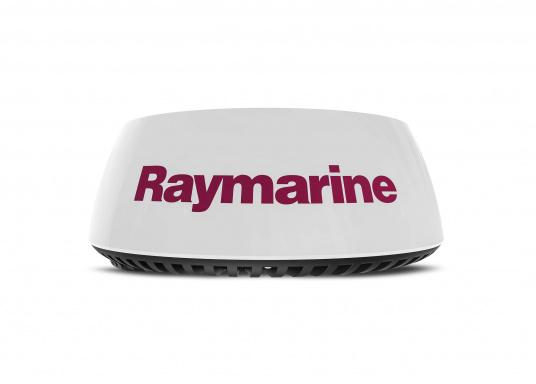 Raymarine Radarantenne QUANTUM, by FLIR, ist die nächste Generation von Marine-Radarantennen mit CHIRP Technologie. Lieferung inklusive 10 m Stromkabel.  (Bild 4 von 9)