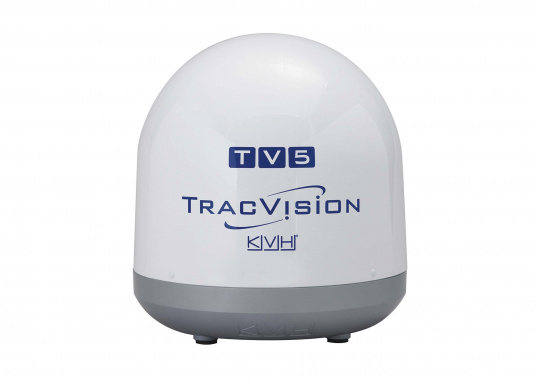 Die TracVision TV-Antennen sind derzeit die modernsten und am einfachsten zu installierenden TV-Antennen auf dem Markt. Sie überzeugen durch hohe Leistung bei kleinen Abmessungen und geringem Gewicht.