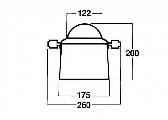 Dieser Kompass wurde für anspruchsvolle Skipper entwickelt und bietet bei allen Bedingungen und unabhängig vom Krängungswinkel eine absolut genaue und stabile Kompassrose.  (Bild 2 von 2)