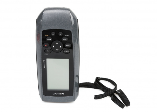 The GPS 73 is an easy-to-use handheld device, which is the perfect navigational solution for boats, sailboats or small watercraft that do not have a chartplotter. (Imagen 7 of 9)