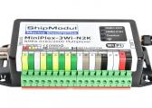 NMEA Multiplexer mit WiFi und NMEA2000 MiniPlex-3WI-N2K