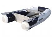 Set gommone YACHTING 225 + HONDA 2,3 / blu scuro
